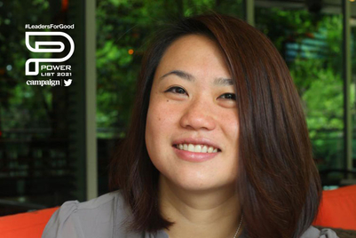 Asia-Pacific Power List 2021: Cheryl Goh, Grab