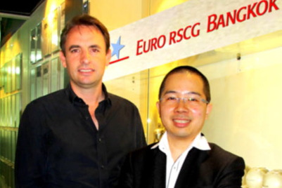 Euro RSCG Thailand appoints new managing director