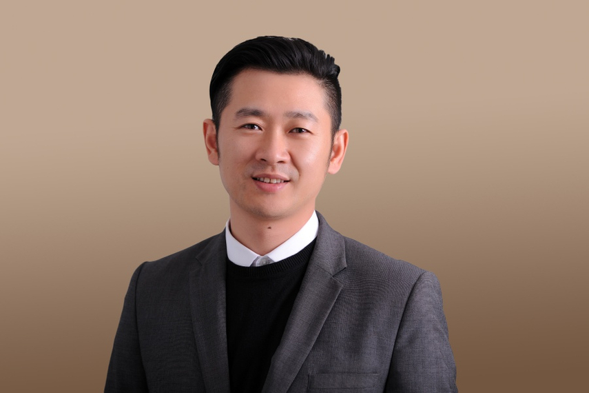 Gordon Wang, GM, Uniplan Beijing.