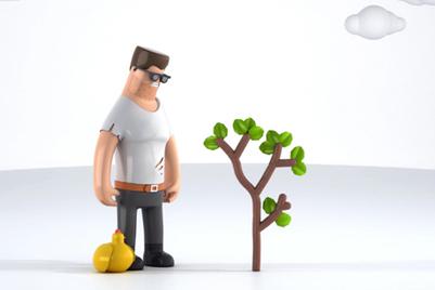 DDB Group Korea plants 'One little tree' for Greenpeace