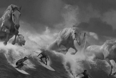 My Campaign: The making of Guinness 'Surfer'