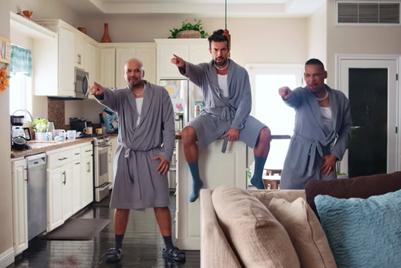 HP redoes a Backstreet Boys hit to target millennial parents