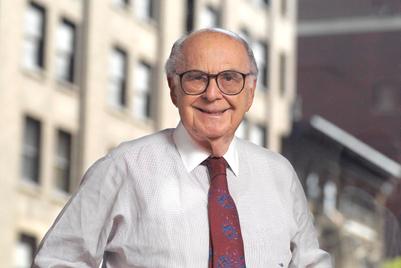 INTERVIEW: Harold Burson, co-founder, Burson-Marsteller