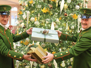 Harrods lures Chinese tourists with Christmas Treasure Hunt on Weibo