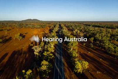 A sound rebranding for a hearing organisation