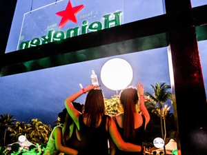 CASE STUDY: How Heineken got partygoers to 'Drink less, dance more' at ZoukOut
