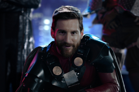 Messi takes a meme-filled journey for Ooredoo