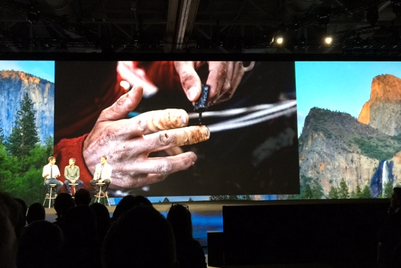 From Michael Keaton to NAB: Day two at Adobe Summit