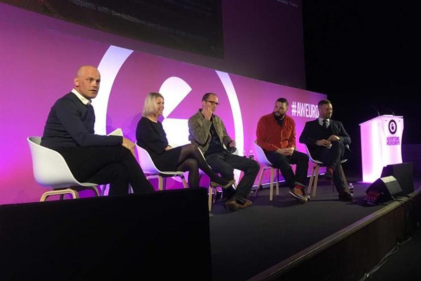 Panel: Brown, Lane, Garton, Whitmarsh and Flint