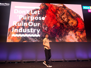 Dentsu creative: Ill-conceived purpose campaigns are ruining the industry