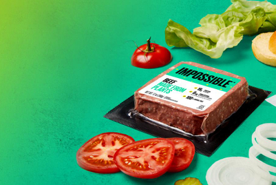 Pandemic compels Impossible Foods to accelerate retail push