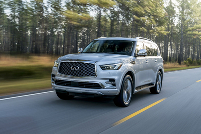 Infiniti places ambition over odds in its push for growth