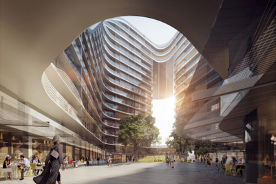 New convention centre to open in Sydney