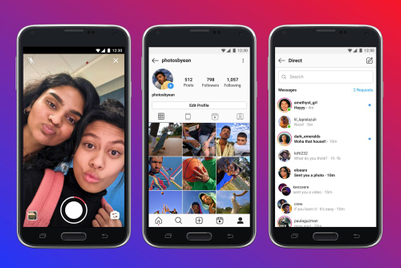 Facebook eyes emerging markets with Instagram Lite