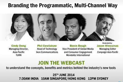 Programmatic-buying and branding webinar June 25: Register now