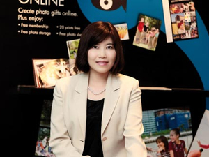 Profile: Vice-president of HP Asia-Pacific Ivy Liang