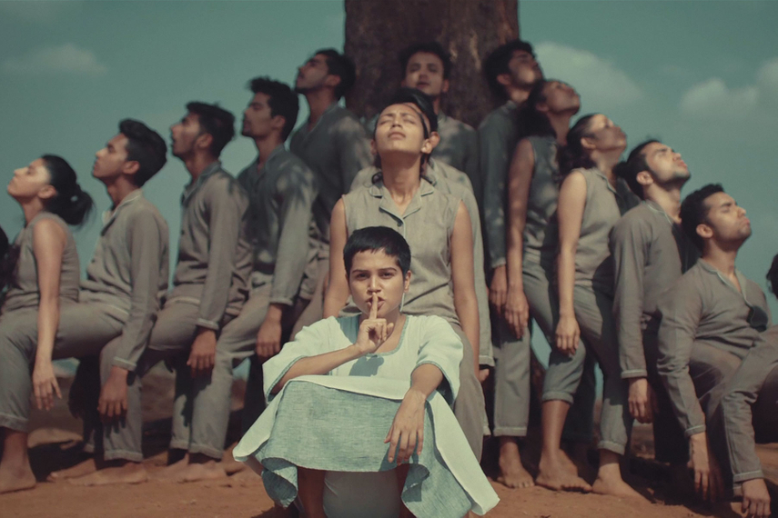 Wide awake: Tata Tea's latest 'Jaago re [wake up]' campaign urges Indian consumers to take action on contentious social issues before tragedy strikes.