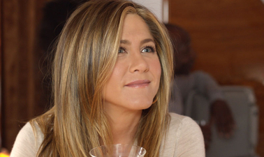 Jennifer Aniston brings much-needed levity to Emirates