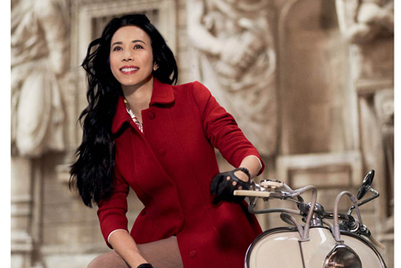 Hong Kong star Karen Mok is Mandarin Oriental's new 'fan'