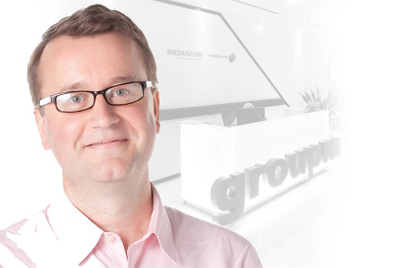 Group M promotes Kelly Clark as Dominic Proctor steps down