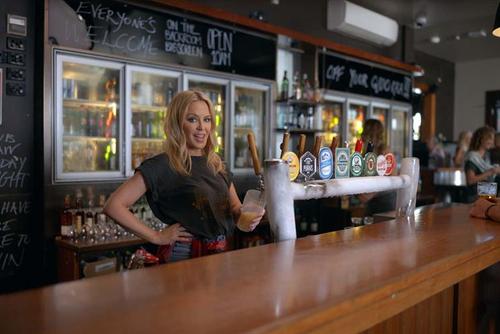 Tourism Australia pulls Kylie Minogue campaign