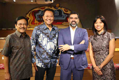 DAN acquires Indonesia's Dwi Sapta Group