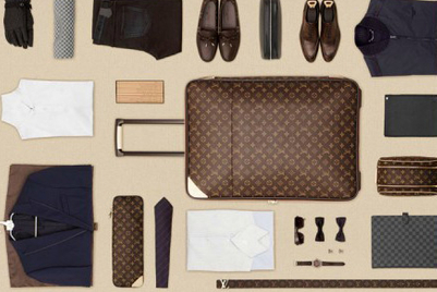 Louis Vuitton offers practical packing tips for travellers