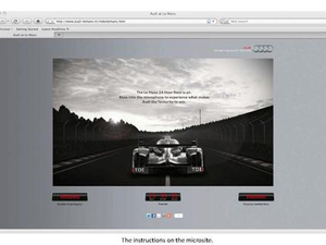 Creativeland hosts 24-hour online race for Audi in India