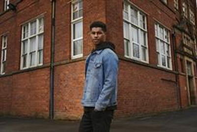 Levi's 'buy better' global campaign enlists Marcus Rashford