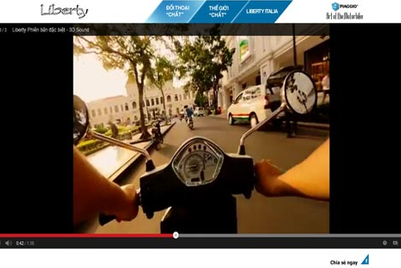CASE STUDY: How Piaggio cultivated image of 'originality' among Vietnamese youth