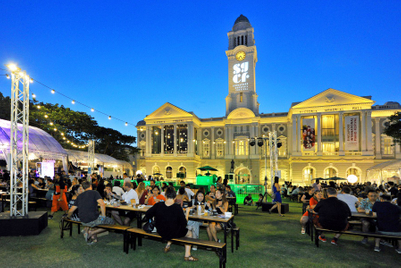 Case study: Singapore Cocktail Festival
