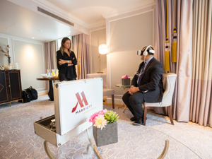How brands use VR to bring destinations to life
