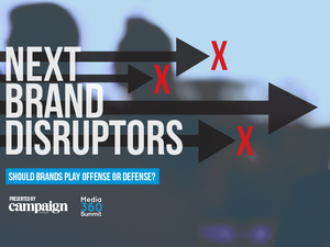 Defend or attack? Responding to brand disruptors