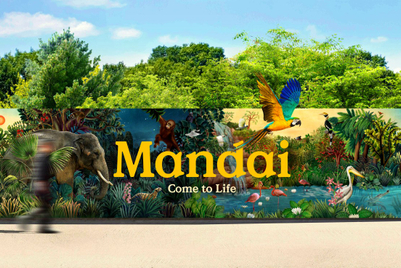 The making of Mandai Wildlife Group, a four-year branding project