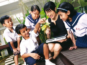 Ministry of Education retains Up Brandbuzz and Maxus in Singapore