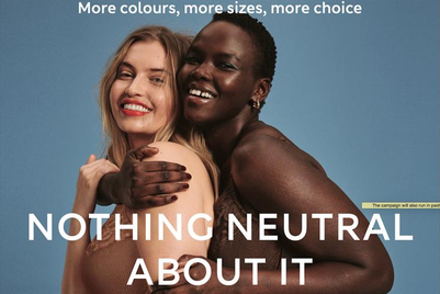 M&S boosts DEI creds with launch of multi-hued range of 'neutral' lingerie