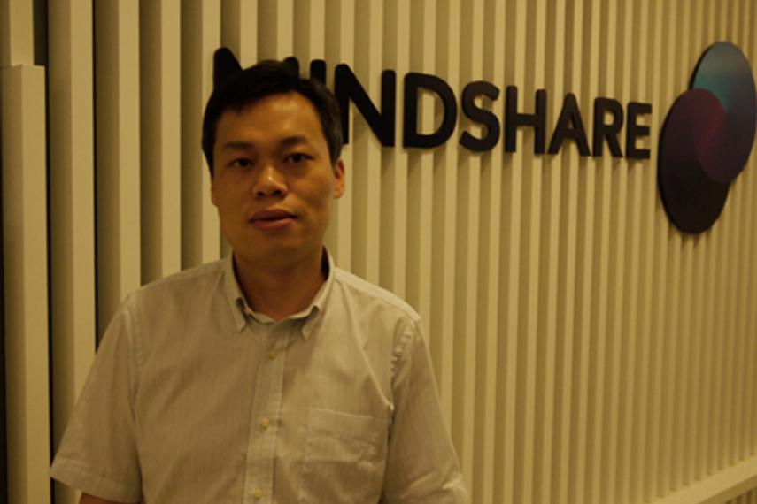 Phil Mo, partner, Insights, at Mindshare China