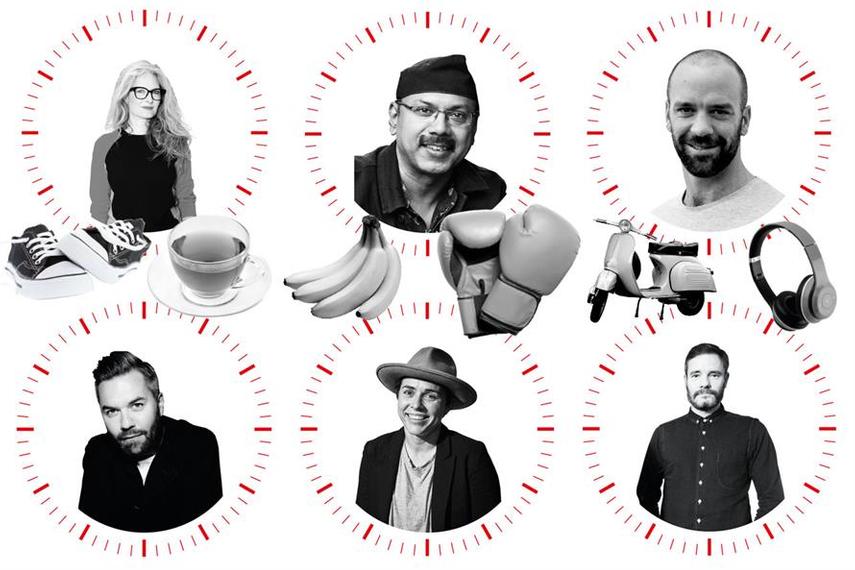 The soul-feeding habits of 6 leading creative minds