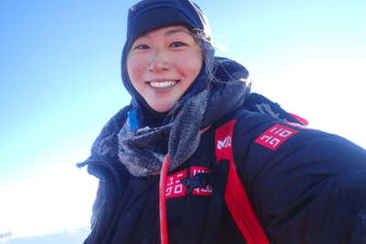 Uniqlo names Japanese mountain climber as global ambassador