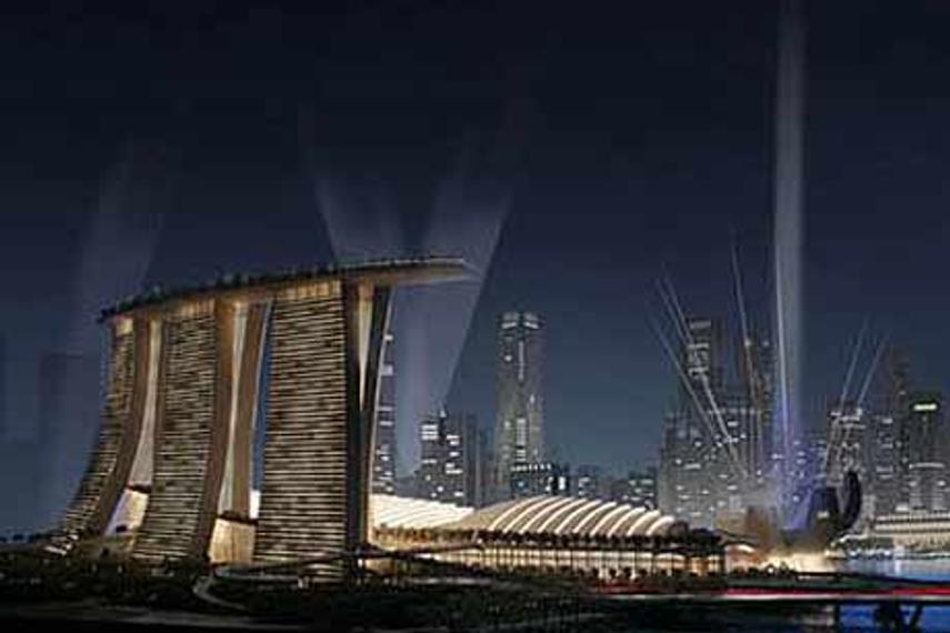 Singapore: Seeking simple pleasures