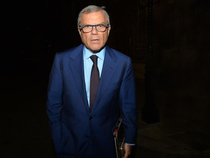 Sorrell's pay fell more than 70%, WPP annual report reveals
