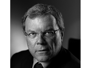 Sir Martin Sorrell to speak at Media360Asia
