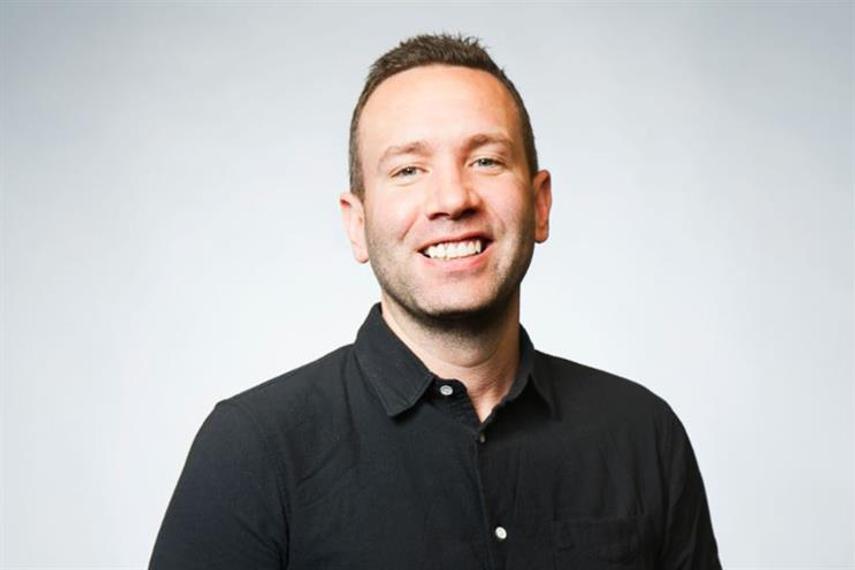 Initiative global chief executive Mat Baxter