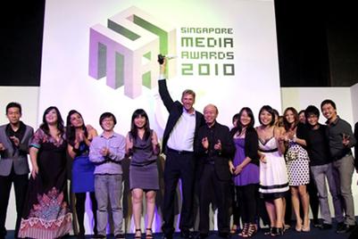 Mindshare Singapore awarded Media Agency of the Year at SMA
