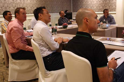 Judging concludes at Spikes Asia in Singapore