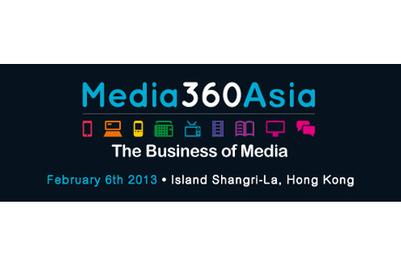 Media360Asia announces headline speakers: Mike Cooper, Steve King, Laura Desmond, Dominic Proctor