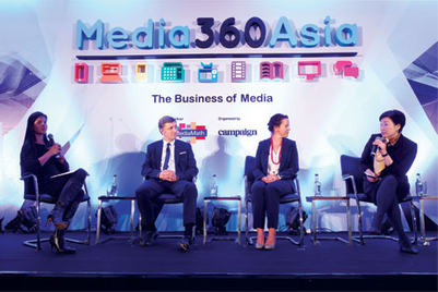 Media360Asia video highlights: Goliaths of the media landscape