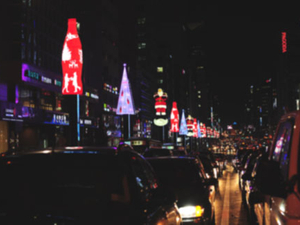 UM and Cheil bring Coca Cola Christmas cheer to Seoul