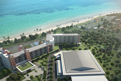 New resort in Malaysia promotes meetings on the coast