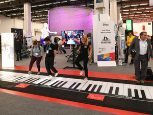 Event tech on show at IMEX 2018
